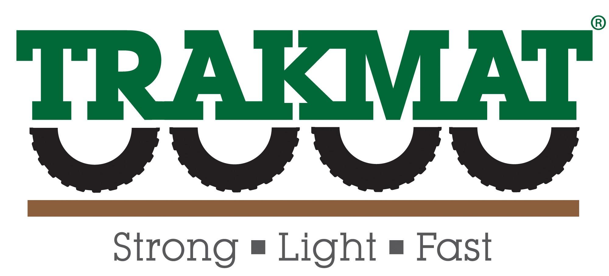 TrakMat Logo